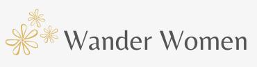 Wander Women footer logo